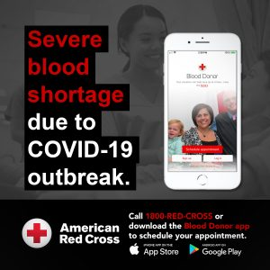 American Red Cross, Blood Donor App